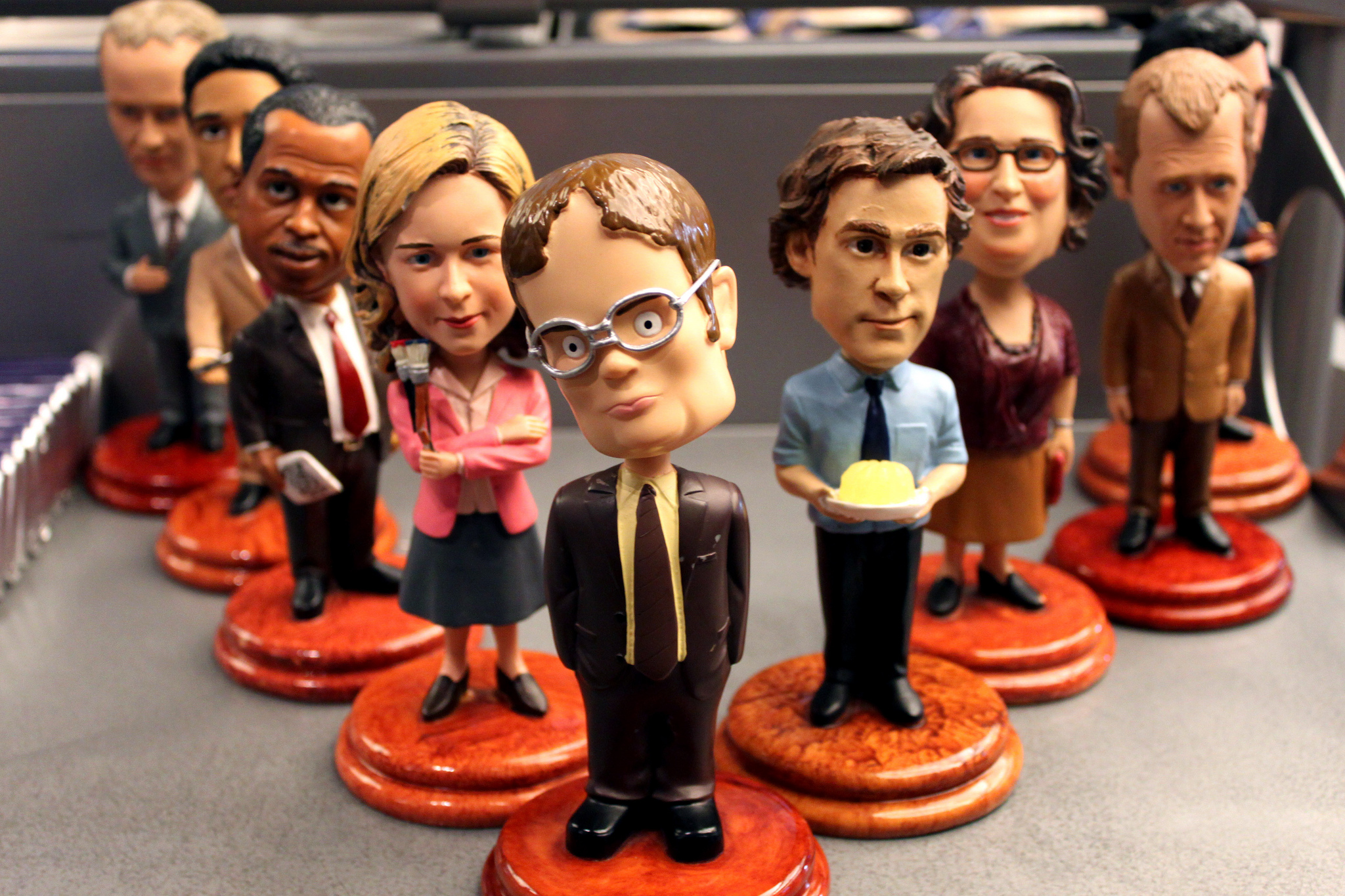 Article banner The Office figures
