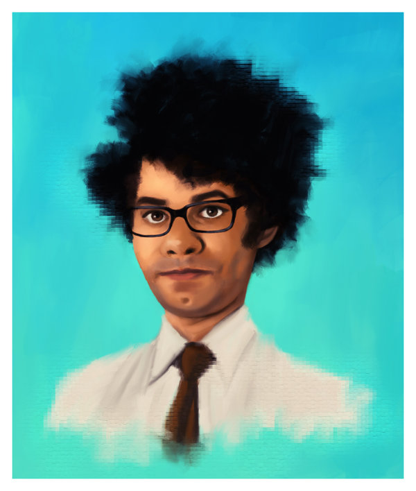 Does from IT Crowd by Traumtaenzer via Deviant Art